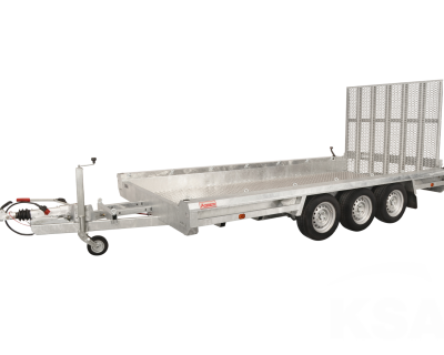 Hulco Terrax-3 3500 LK, 394 x 180, 3500 kg, klep 150